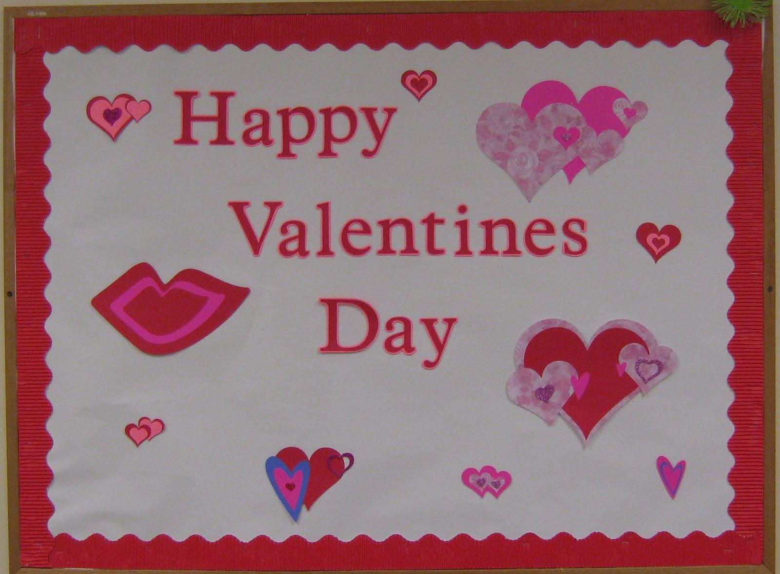 Valentines Bulletin Boards
