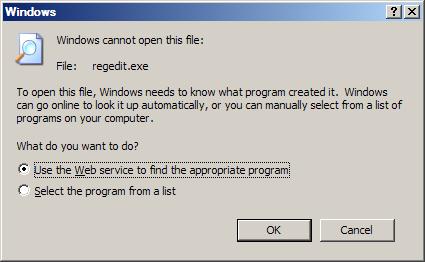 searchprotocolhost.exe application error windows xp