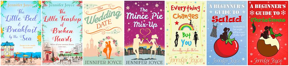 Books by Jennifer Joyce