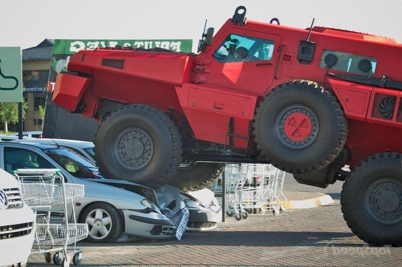 Самые большие в россии машины