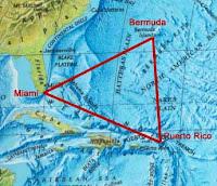 Terungkapnya Misteri Segitiga Bermuda