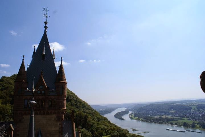 Drachenfels Germany