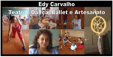 Edylaine Carvalho - Atriz / Diretora e Bailarina