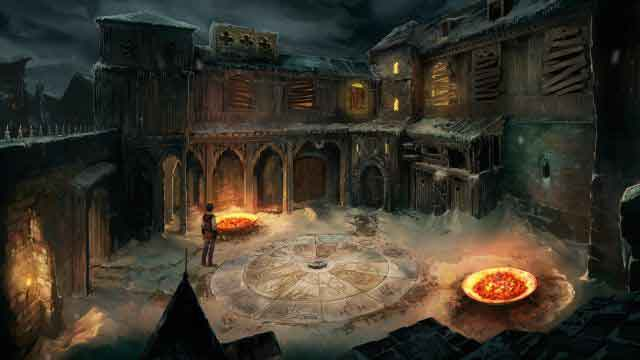 The Dark Eye Chains of Satinav (2012) Full Version PC Game Cracked