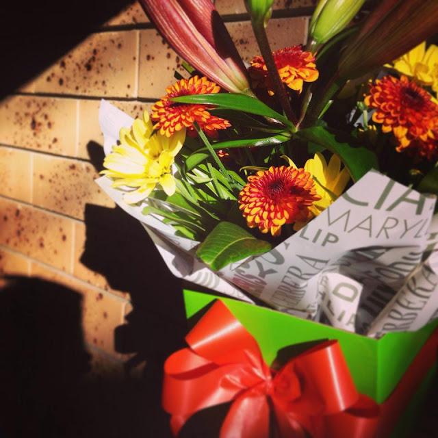 Photo: www.goldcoastmum.com Gold Coast Mum flowers, mummy blog