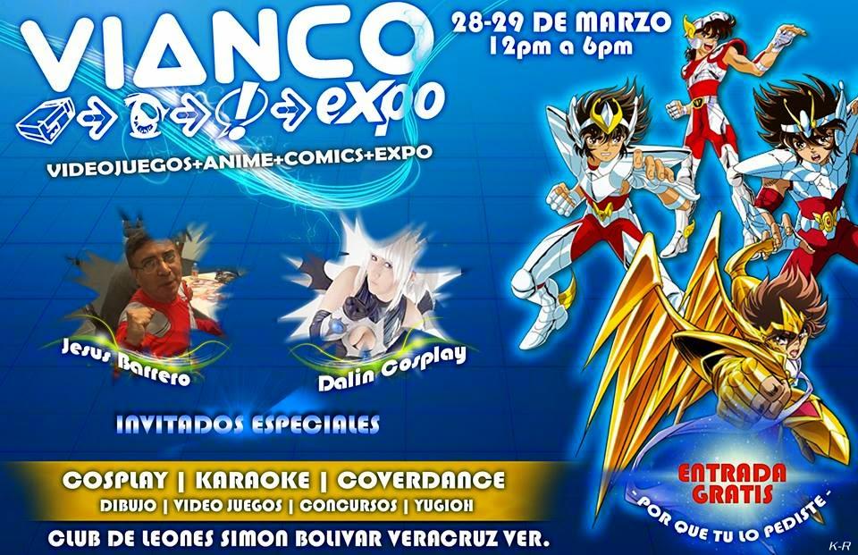 EXPO VIANCO 2015