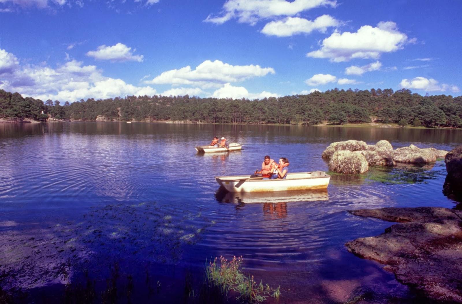 Mejor temporada Lago Arareko - Chihuahua