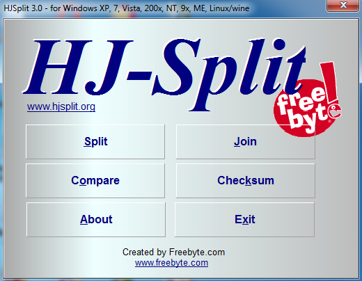 Join Ekstensi 001 dengan HJSplit Gratis Download