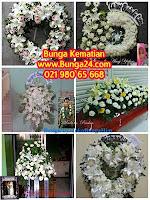 Karangan Bunga Duka Cita Kematian