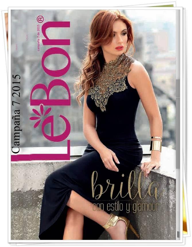 Catalogo Lebon Campaña 7 2015