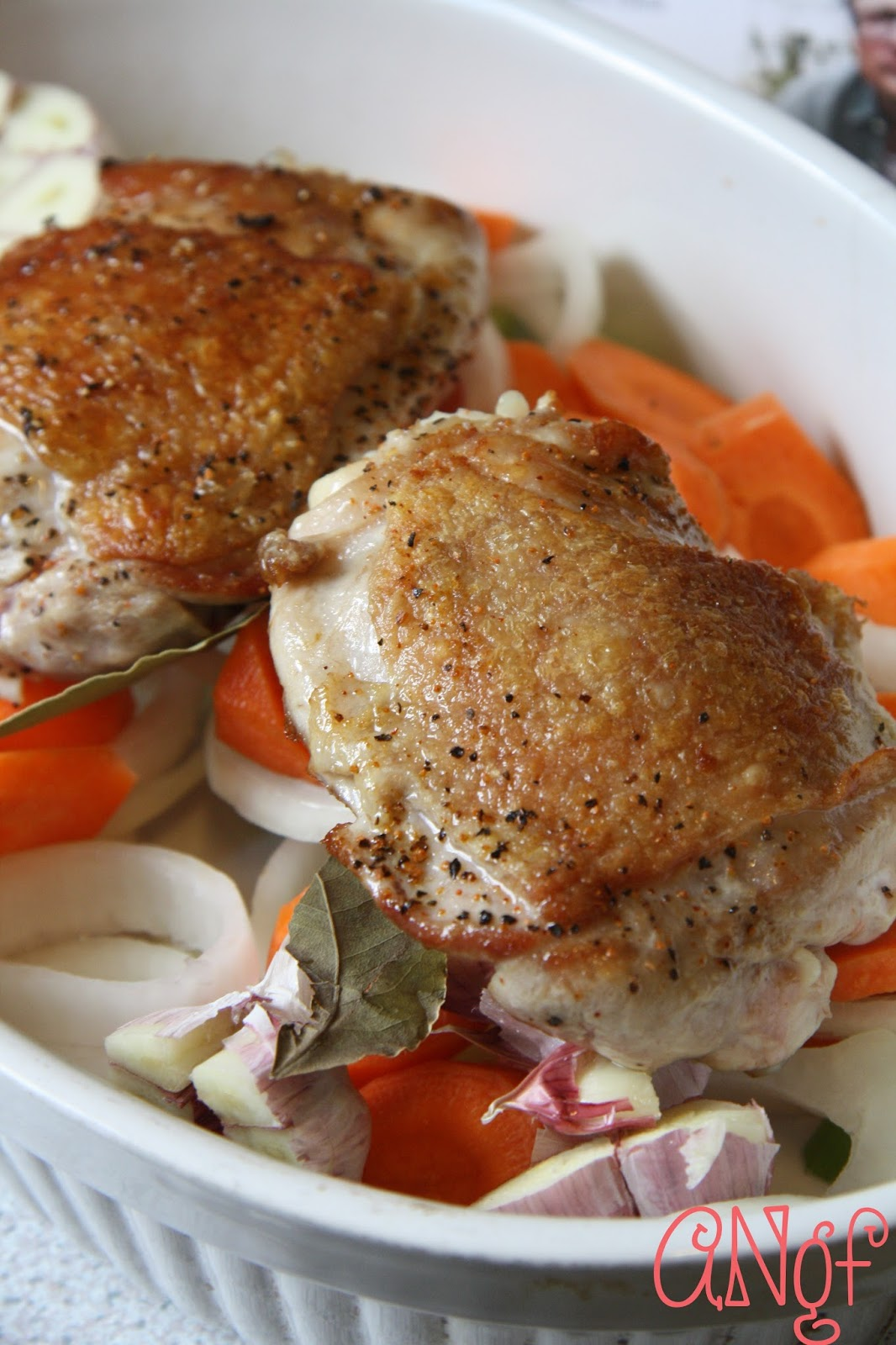 how to cook chicken nibbles in oven