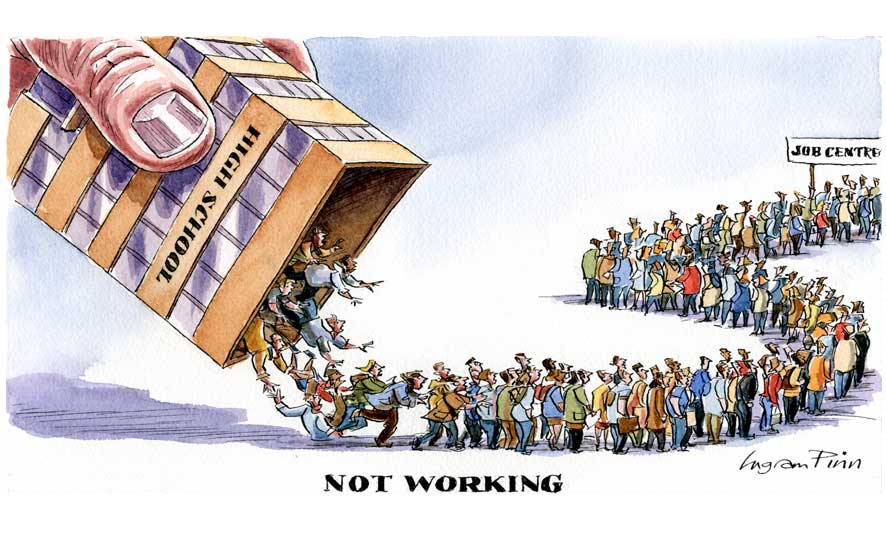 unemployment and poverty essays