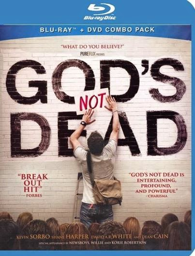 Gods Not Dead 2014 720p BluRay 800mb YIFY