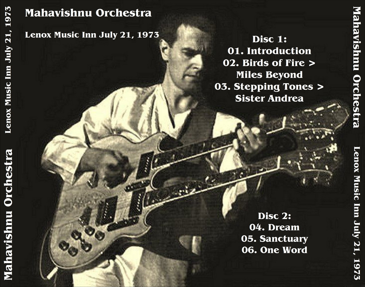 Mahavishnu Orchestra - The Flock - The Origine Of