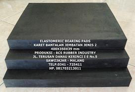 Elatomeric Bearing Pads