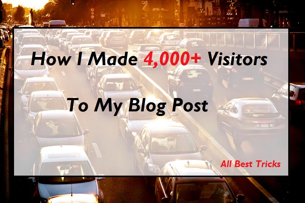 How I Made My Post Viral And Reached 4,500 Views With New Blog