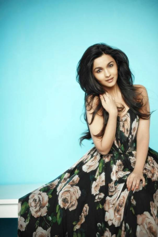 Alia Bhatt Latest Photoshoot Stills