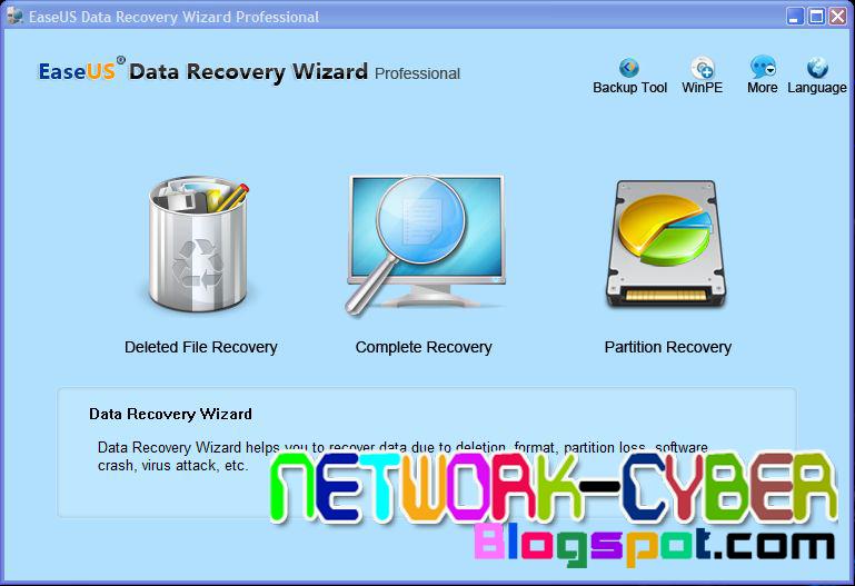 Como ativar o EaseUS Data Recovery Completo+Ativador Final