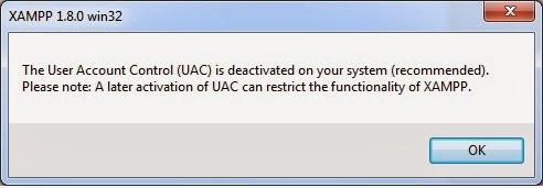 OKe - Cara Install Xampp Di Windows 7