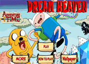 Adventure Time Dream Heaven
