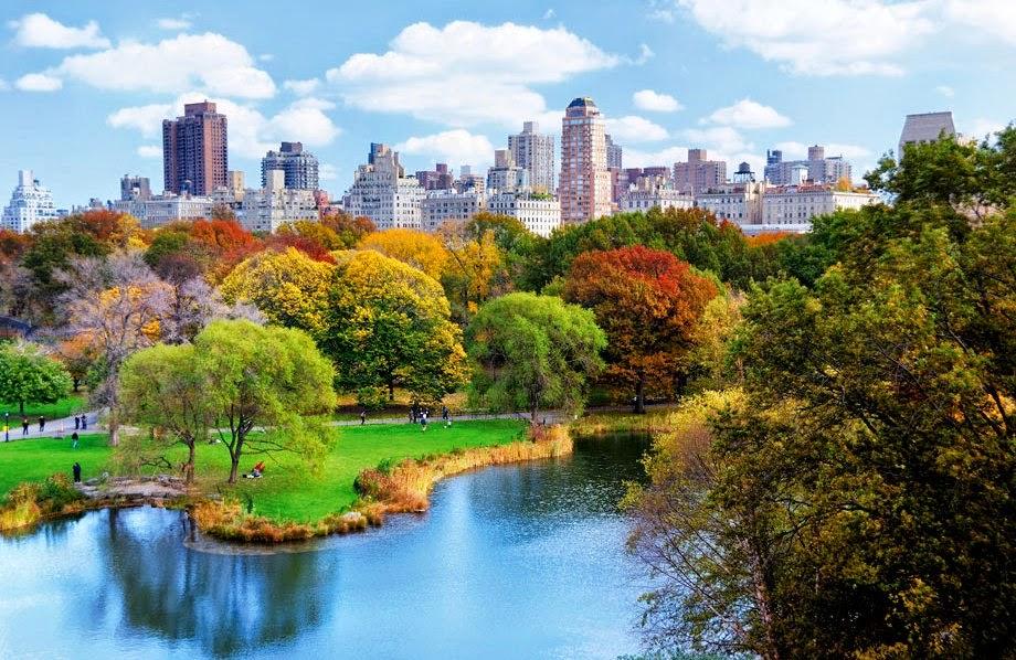 Clima em New York Primavera