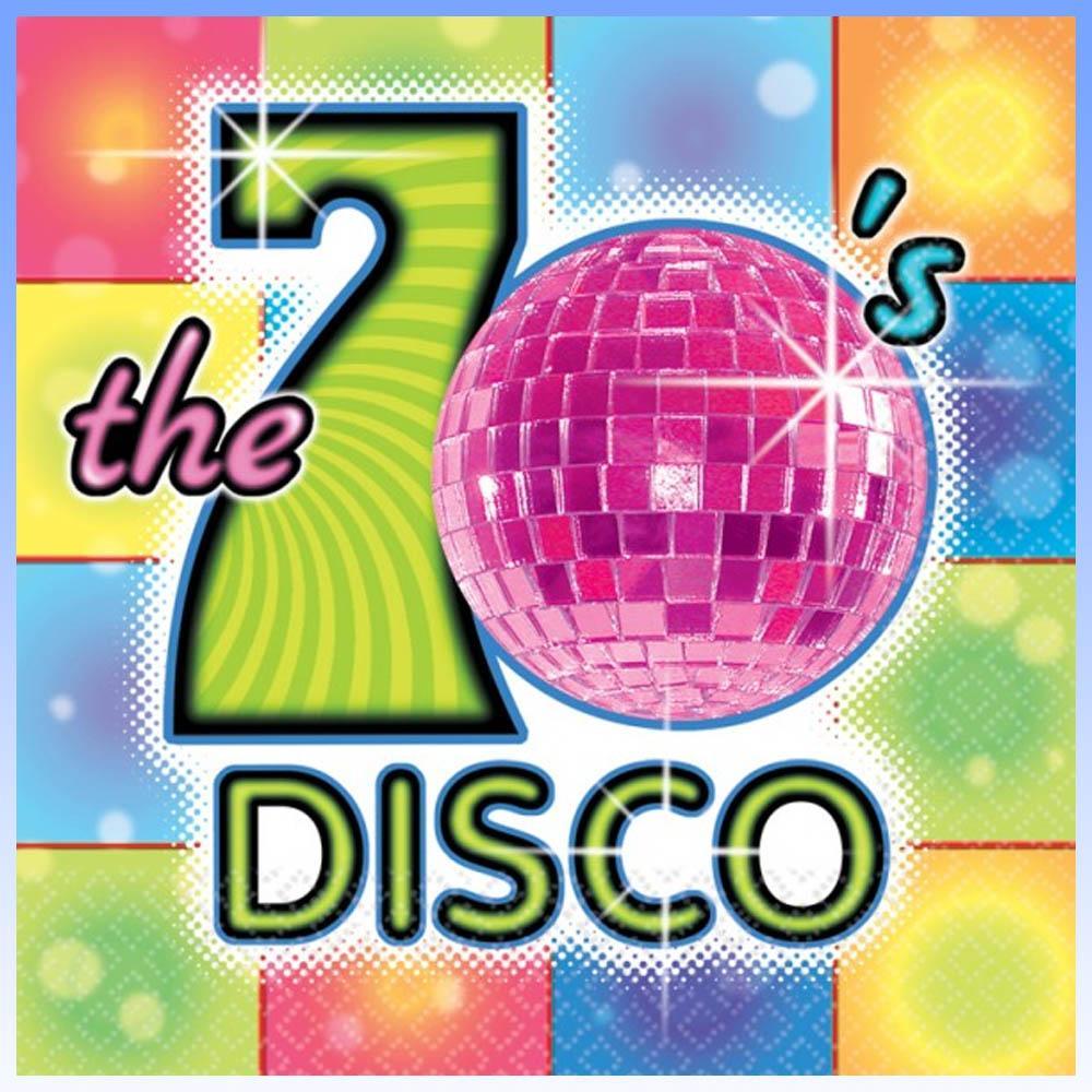 Ritmo visual m sica disco eterna lentejuela musical for Decoracion 70 s