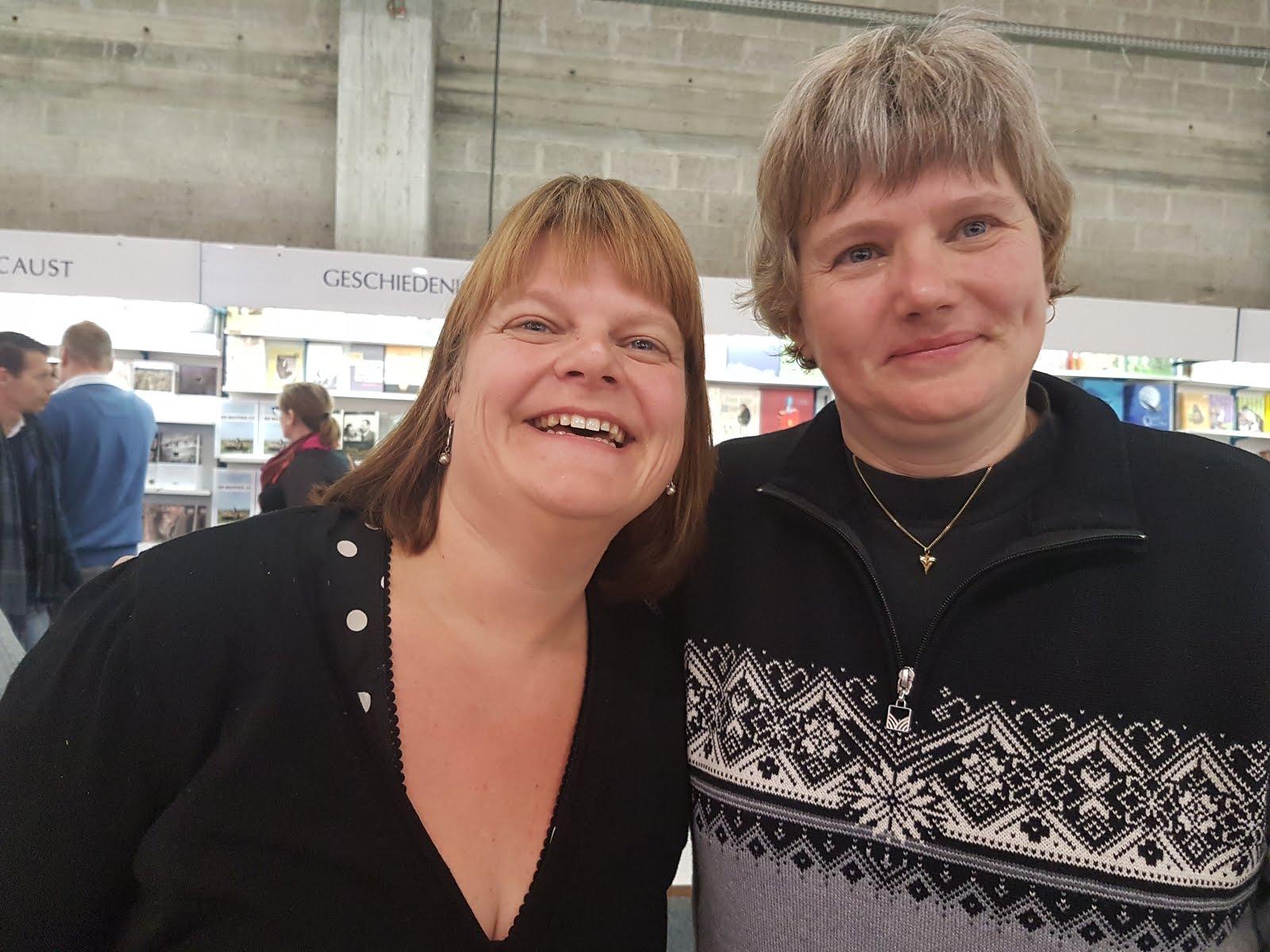 Leo met Linda Jansma