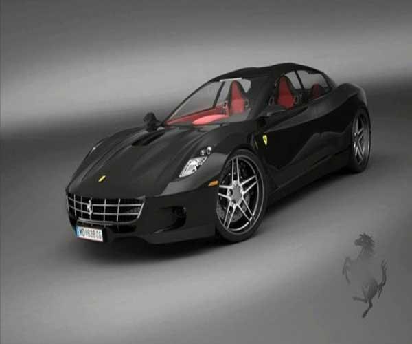 Cars-Model 2013: Ferrari Ff 2012