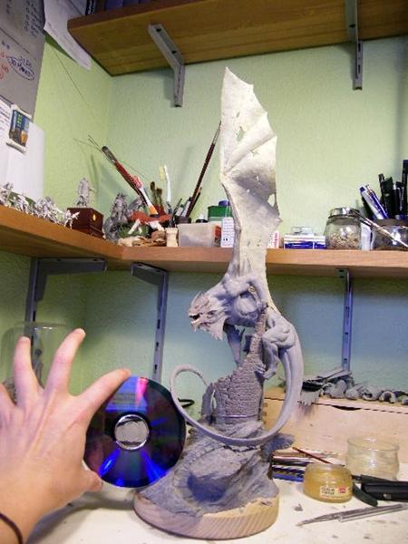 Guías de escultura. 16+Cang+the+Implacable
