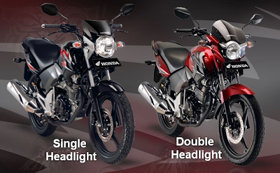 Harga Honda Tiger 2012 single double headlight