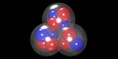 carbon nucleus