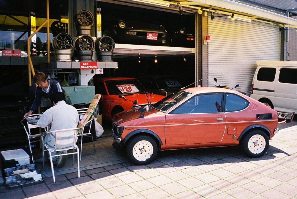Suzuki Fronte Coupe, fajne małe samochody, klasyki motoryzacji, japońskie auta z lat 70, JDM, クラシックカー、軽自動車、日本車