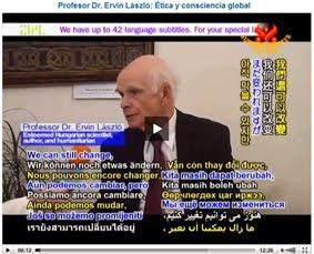 Ética y Consciencia Global