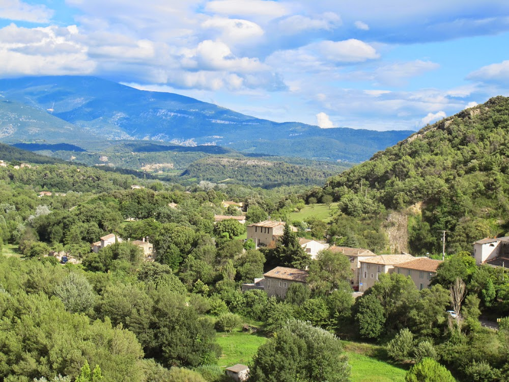 Vaison-la-Romaine countryside, Provence