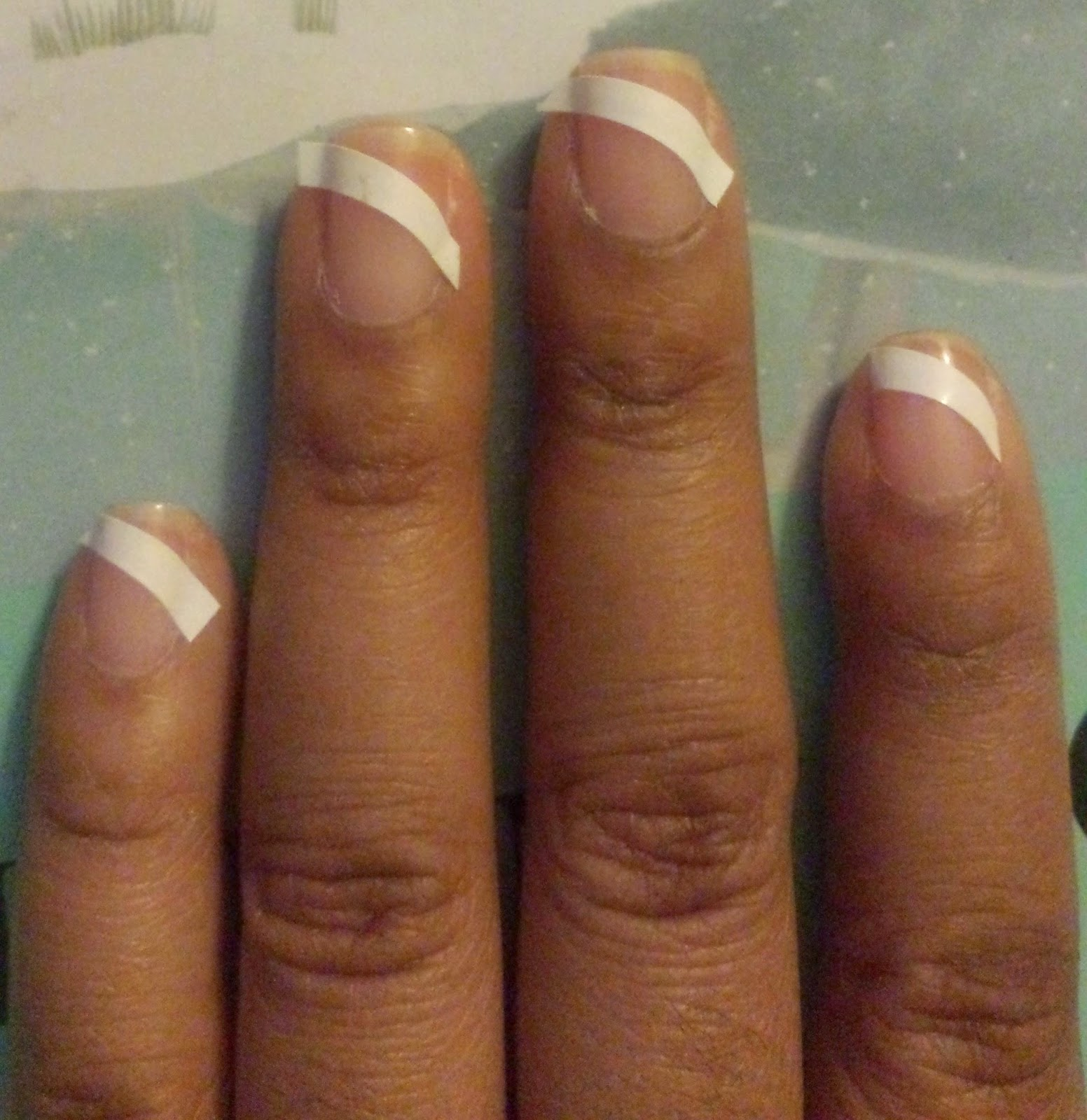 Beauty: Holiday Nails #2   PinkLux