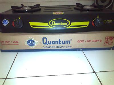 Harga Kompor Gas Quantum 2 tungku