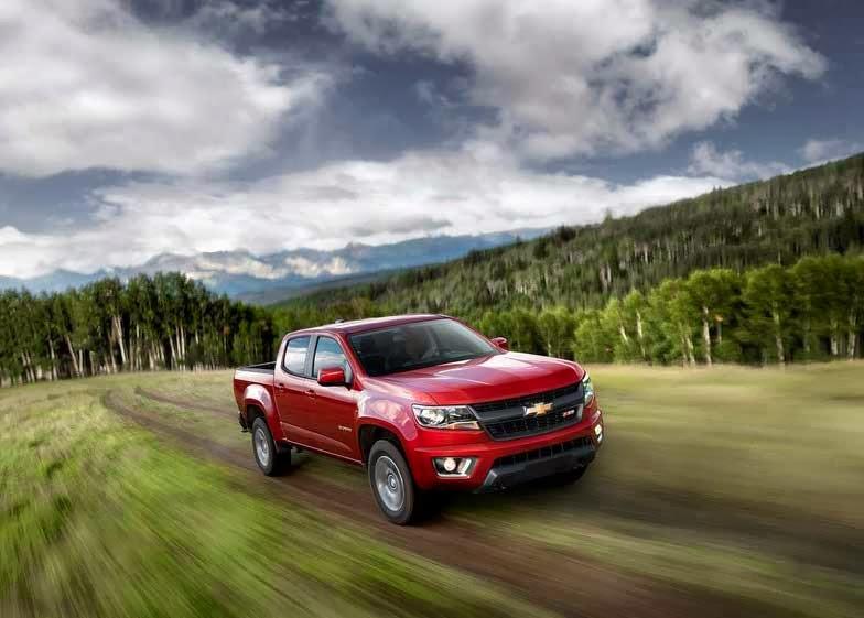2015 Chevrolet Colorado Specs   NEW CARS PICTURES