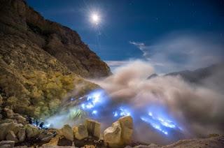 5 Gunung Indonesia Yang Mendunia Keindahannya