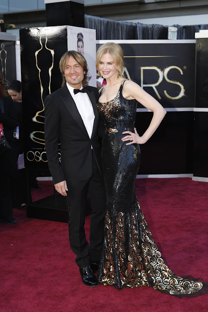 Couple Love on the Oscars Red Carpet