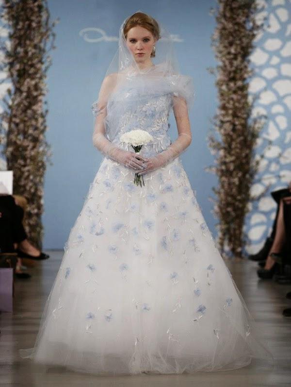 Photos Of Blue Wedding Dresses : Dayeong restofus light blue wedding dress
