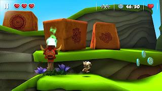 Game 3D Manuganu - Cuộc phiêu lưu kỳ thú cho Android