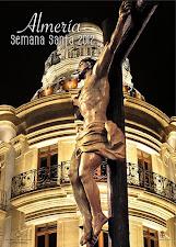 Cartel oficial de la Semana Santa de Almería 2012