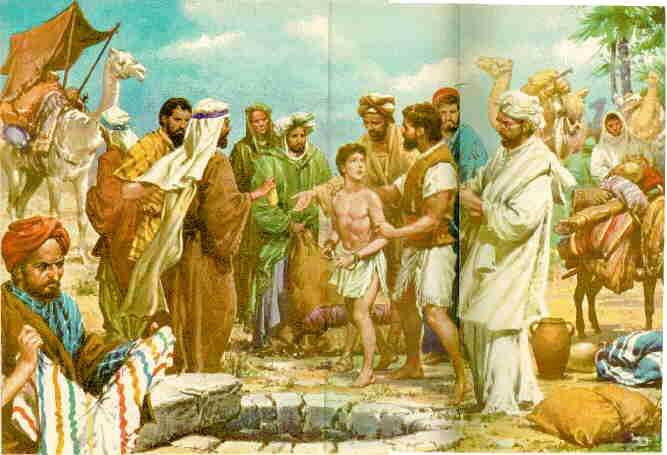 Matrimonio Entre Hermanos Biblia : Sigo al maestro personajes bÍblicos josÉ