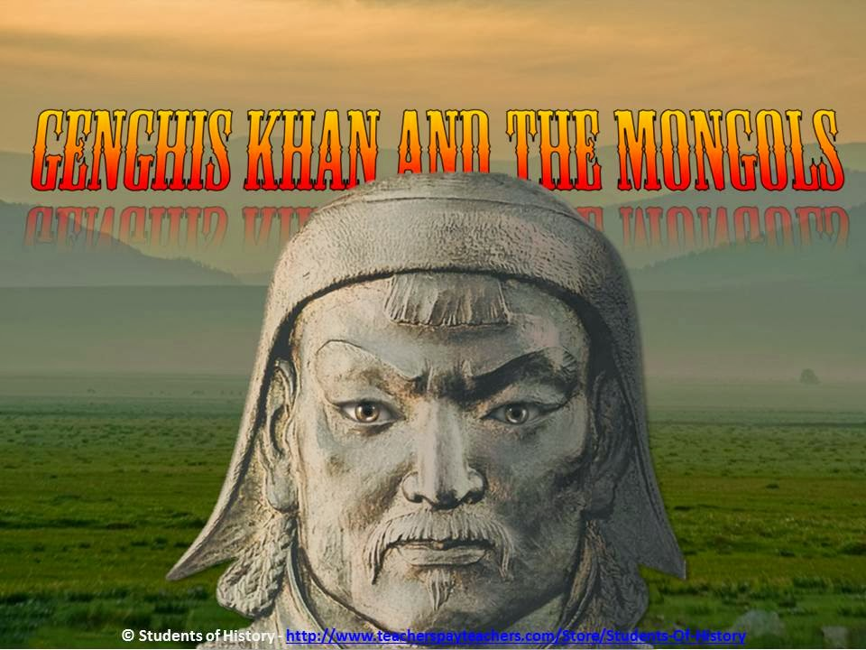 genghis khan the great leader of the mongol empire Mongol society the mongol empire was one of the largest empires and it achieved its greatness while especially after the death of their great leader genghis khan.