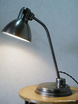 Lampe allemande for Lampe exterieur ancienne