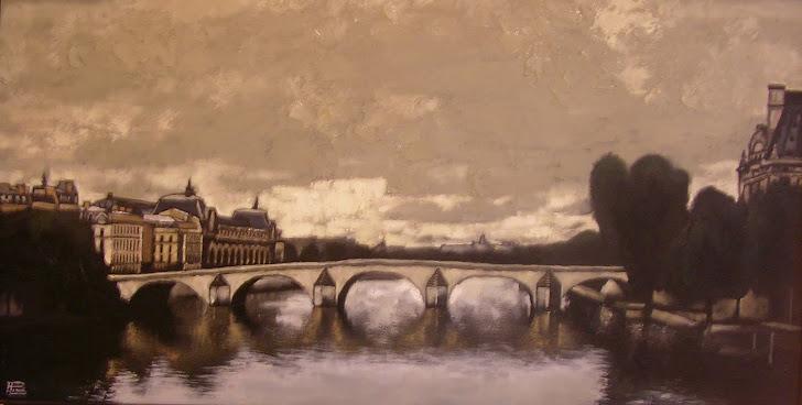 Panorámicas de París y del Sena