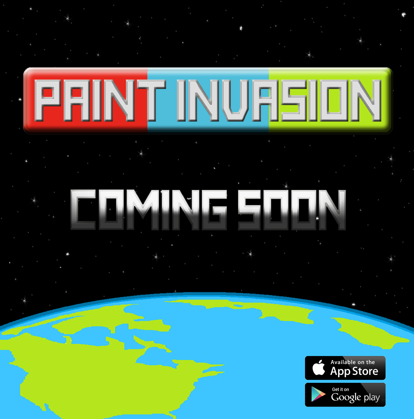 Paint Invasion