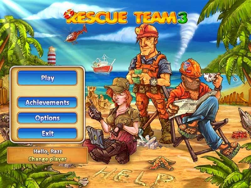 Rescue Team 3 Free