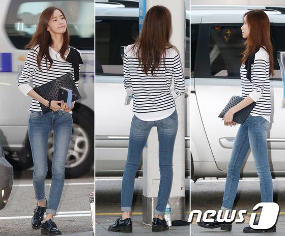 Sexy korean idols iu suzy krystal yoona - 3 part 4