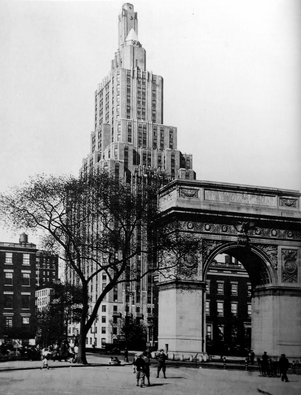 Historia de los rascacielos de nueva york 1930 1931 for Inmobiliaria 5th avenue